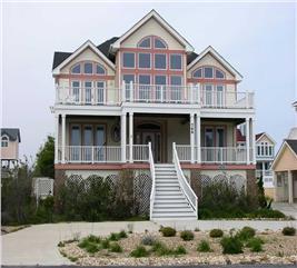 House Plan #130-1033