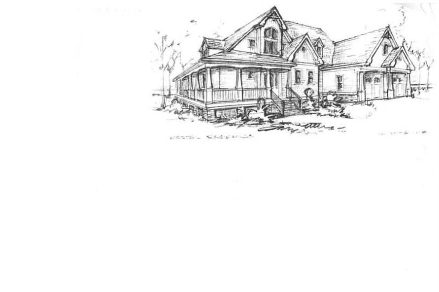 House Plan #130-1041