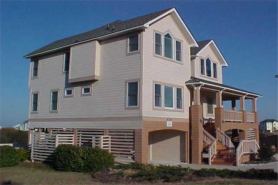 House Plan #130-1049