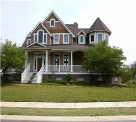 House Plan #130-1054