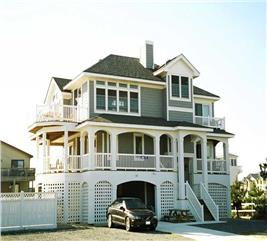 House Plan #130-1070