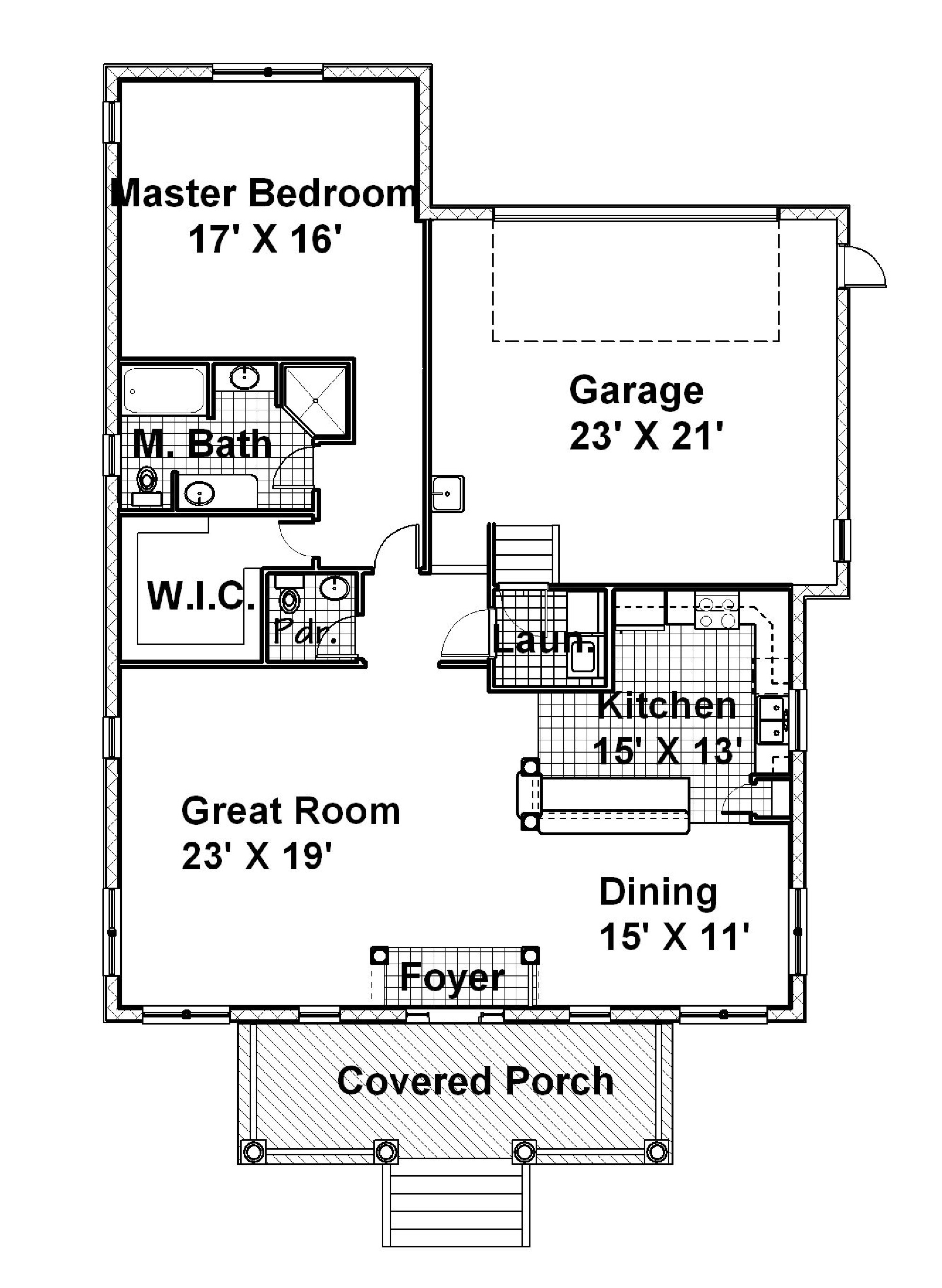 130-1072 first floor