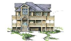 Main image for house plan # 16879