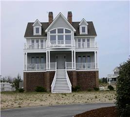 House Plan #130-1074