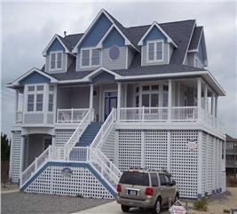 House Plan #130-1075