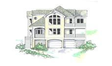 Main image for house plan # 16906