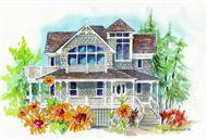 Main image for house plan # 16950