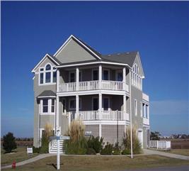 House Plan #130-1095