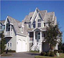 House Plan #130-1102