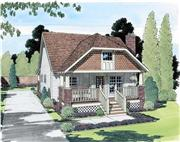 View house Plan#131-1012