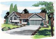 View house Plan#131-1014