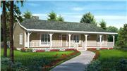 View house Plan#131-1047