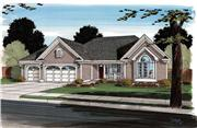 View house Plan#131-1093