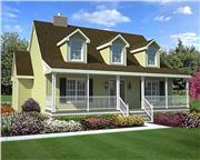 View house Plan#131-1109