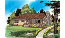 Main image for house plan # 20146
