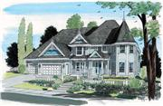 View house Plan#131-1155