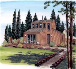 House Plan #131-1169
