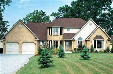 Main image for house plan # 19809