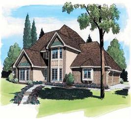 House Plan #131-1199