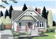 View house Plan#131-1208