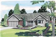 View house Plan#131-1237