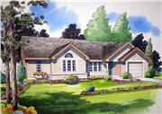 View house Plan#131-1240