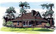 View house Plan#131-1242