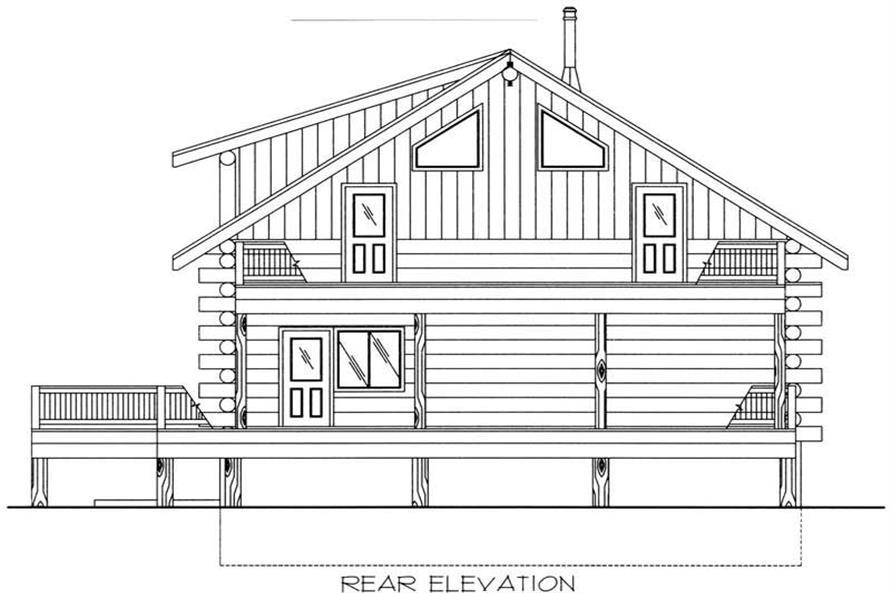 House Plan #132-1103