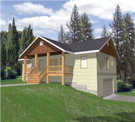House Plan #132-1189