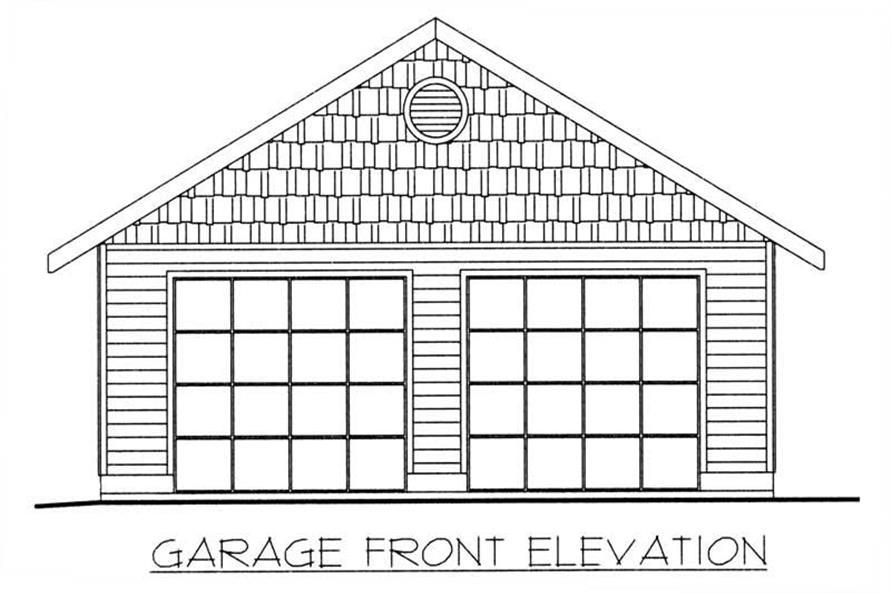 House Plan #132-1201