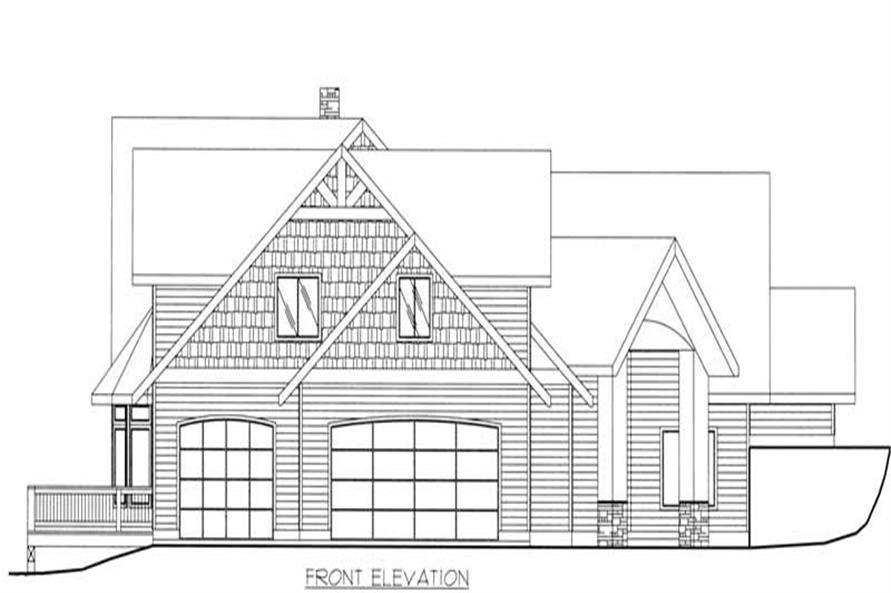 House Plan #132-1238