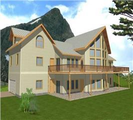 House Plan #132-1244