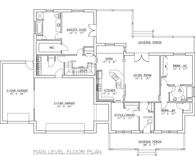 Concrete house plan home design for Icf home design software