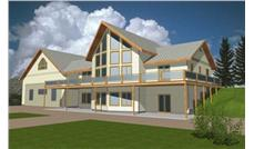 Main image for house plan # 9426