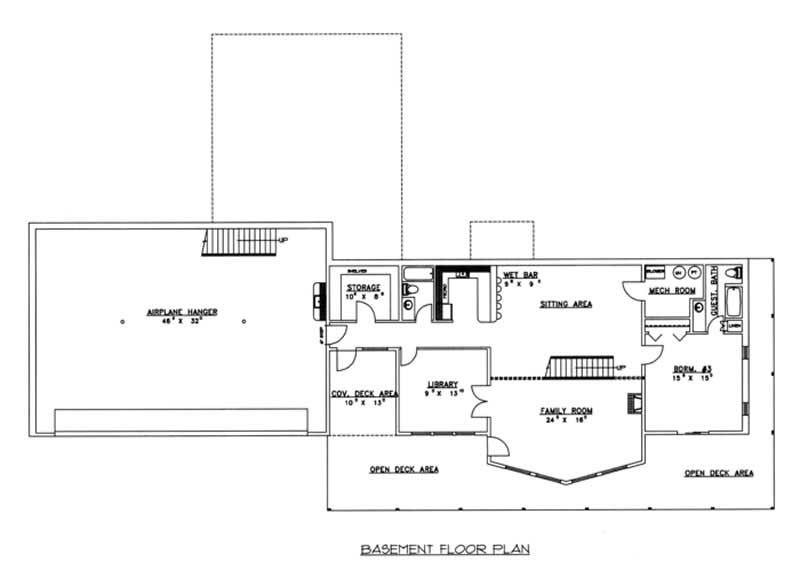 Contemporary With 3 Bdrms, 2215 Sq Ft