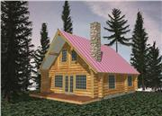 View house Plan#132-1271