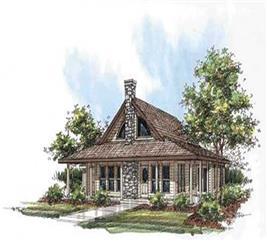 House Plan #132-1279