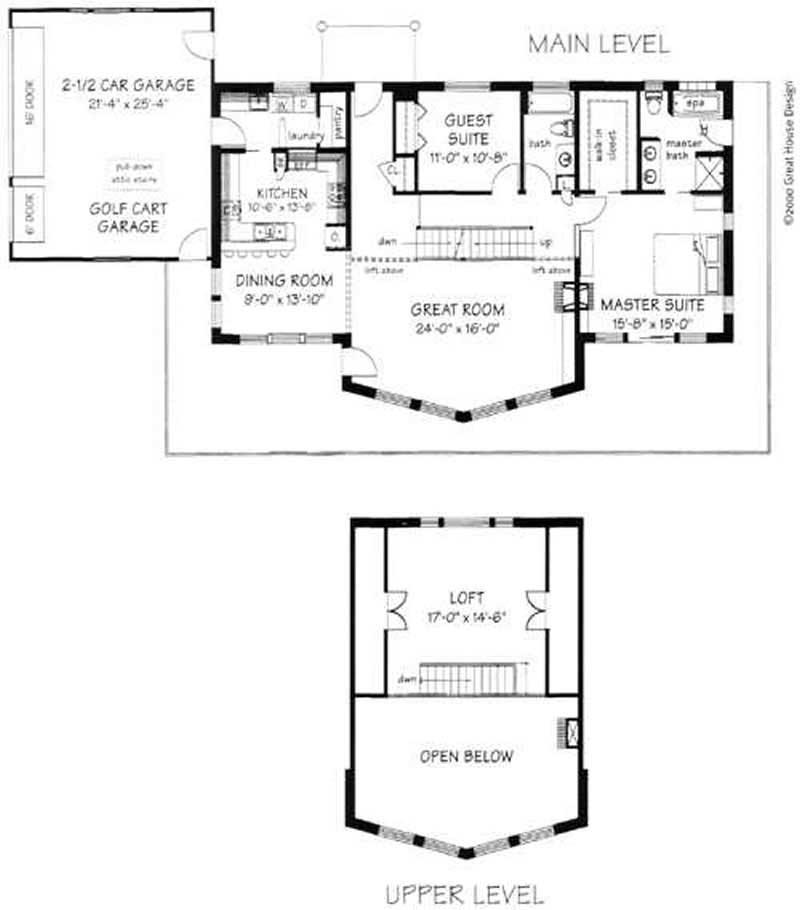 Small Concrete Block Home Plans: Concrete Block/ ICF Design House Plans