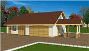 View house Plan#132-1285