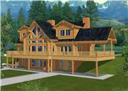 View house Plan#132-1291