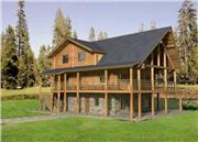 View house Plan#132-1302