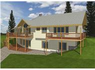 Main image for house plan # 9420