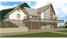 Main image for house plan # 9431
