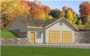 View house Plan#132-1353