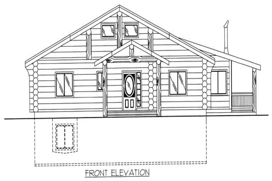 House Plan #132-1367