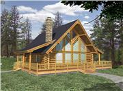 View house Plan#132-1369