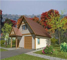 House Plan #132-1370