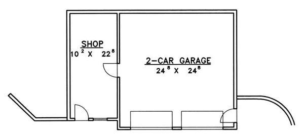 CONCRETE BLOCK GARAGE PLANS « Home Plans & Home Design