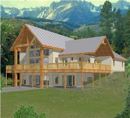 House Plan #132-1382