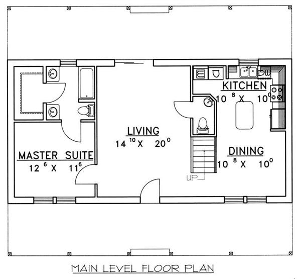 Icf open floor plans gurus floor for Icf floors